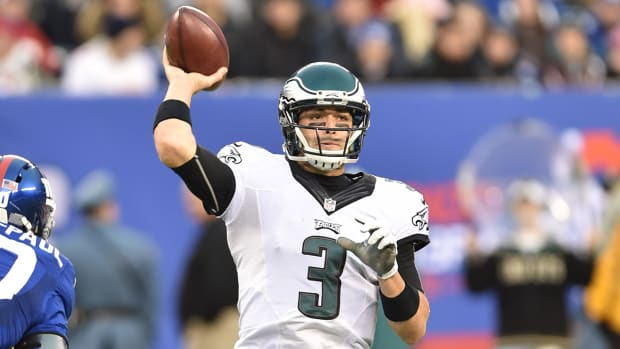 Report: Eagles to re-sign Mark Sanchez to two-year deal IMAGE