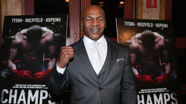 mike tyson advice floyd mayweather manny pacquiao