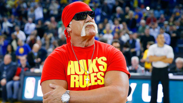 Former WWE star Hulk Hogan opens up about his racist comments--IMAGE