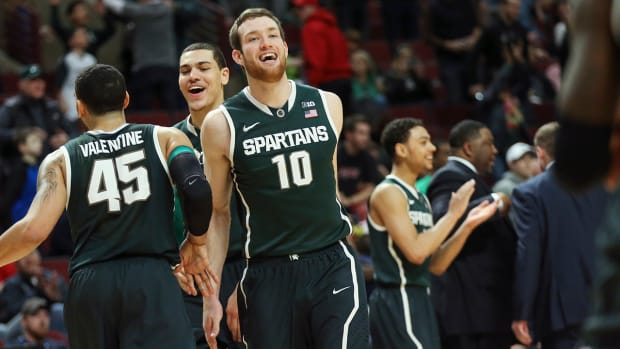 Fast Breaks: (7) Michigan State vs. (10) Georgia preview IMAGE