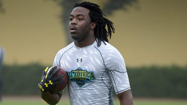 Top RB recruit Kareem Walker decommits from Ohio State - IMAGE