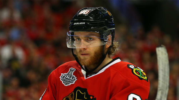 Report: Patrick Kane subject of sexual assault investigation in New York--IMAGE