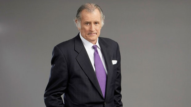 Frank Deford Boxer and Blonde Q&A top