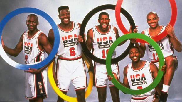 """No team will ever compare to original """"Dream Team"""" IMG"""