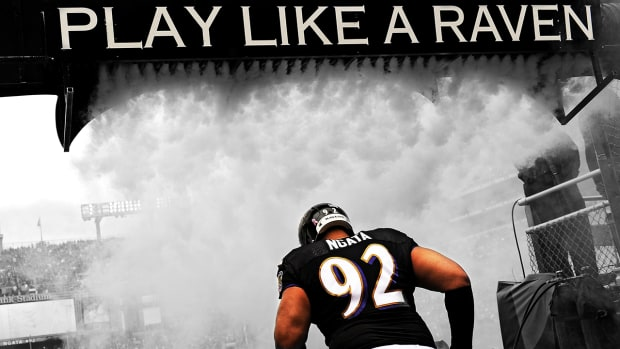Report: Ravens DT Haloti Ngata to take pay cut or will be released - image