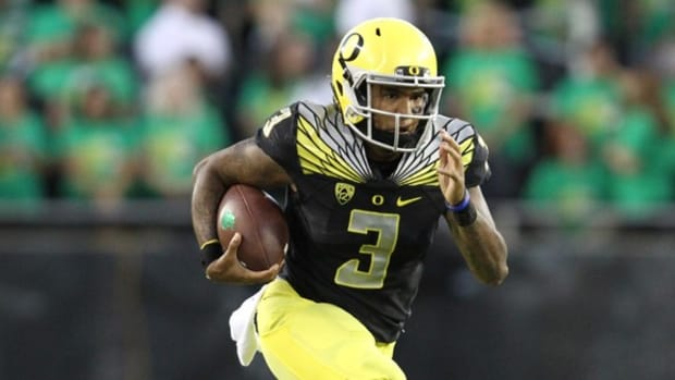 Oregon fans lament if 'championship or bust' is too daunting this season