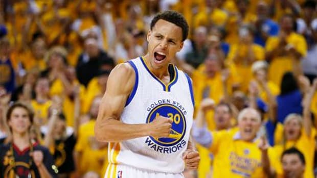 Stephen Curry: Warriors talk about record 33-game winning streak -- IMAGE