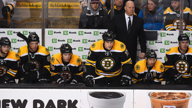 The Boston Bruins should have hit the reset button - Image