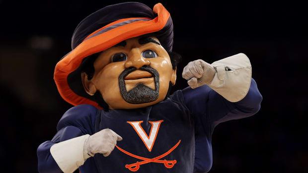 Virginia Cavalier mascot