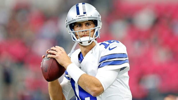 Boomer: Are Cowboys in panic mode already? IMAGE