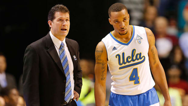 Steve Alford Norman Powell friday bracket