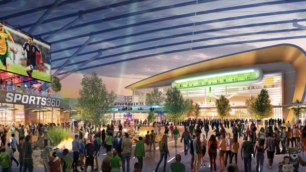 Wisconsin state Senate passes Bucks arena proposal IMAGE
