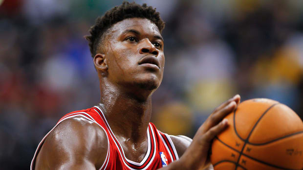 Report: Jimmy Butler to seek short-term contract IMAGE