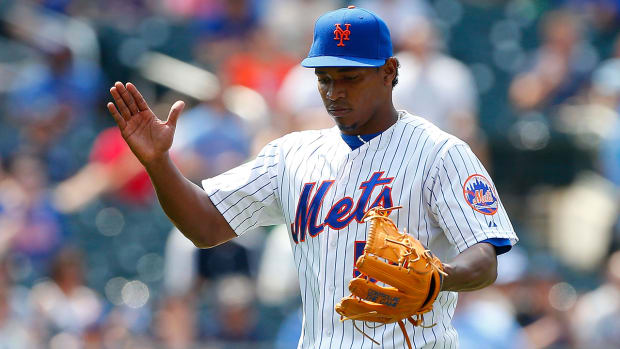 Jenrry Mejia's second suspension a dim spotlight among bright Mets season IMG