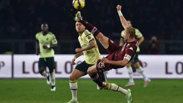 AC Milan Torino 0110