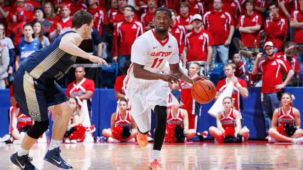 Will the Dayton Flyers take advantage of its home game?-image