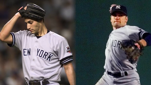 Chuck Knoblauch rips Yankees for retiring Pettitte's number