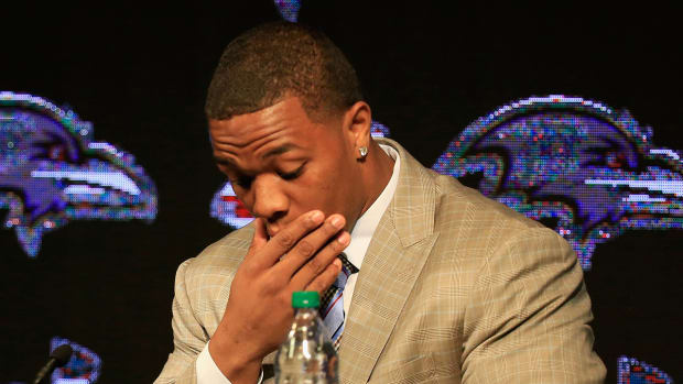 Ray Rice: 'I see why people commit suicide' - image