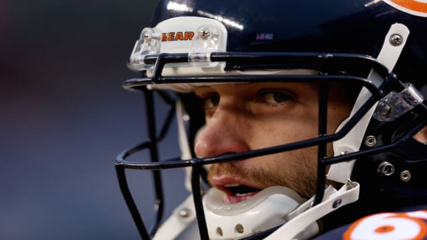 Bears GM Ryan Pace: 'Jay Cutler is our starting quarterback' IMAGE