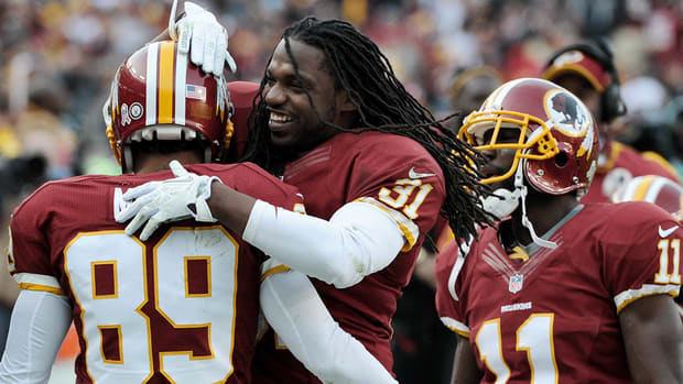 Washington places safety Brandon Meriweather on injured reserve