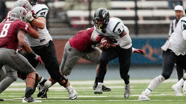 New coach, new approach—Barny Ball—has translated into immediate succcess at FCS Portland State