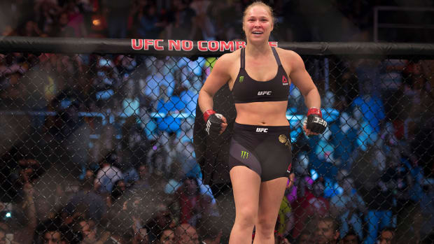 Ronda Rousey to star in her own film - IMAGE
