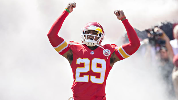 Chiefs safety Eric Berry cleared to return to practice IMAGE