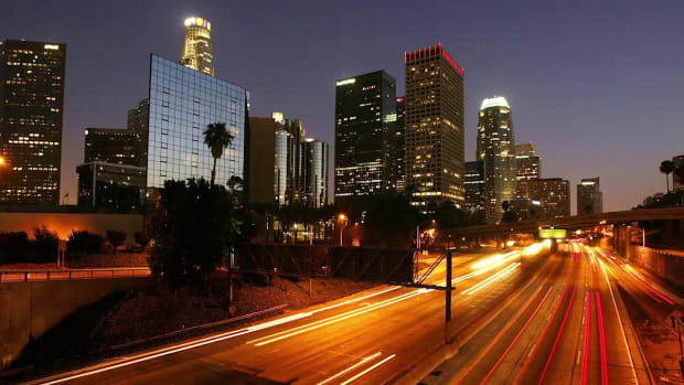 IOC names Los Angeles one of five candidates for 2024 Olympics - IMAGE