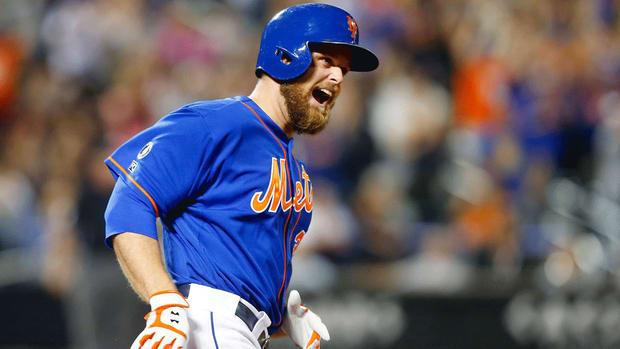 Mets first baseman Lucas Duda develops side-muscle strain