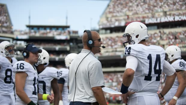 Pittsburgh's Pat Narduzzi skewers Penn State offense; James Franklin refuses to respond