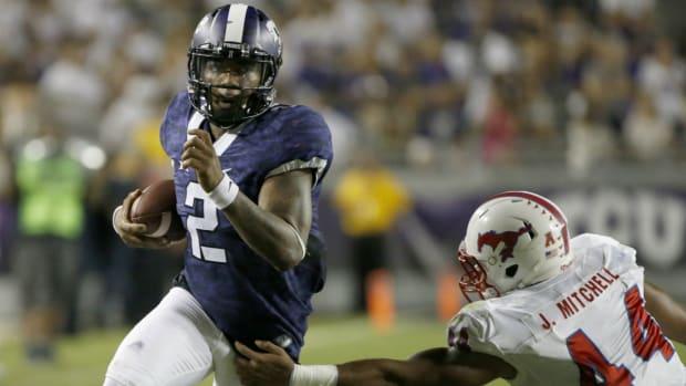 College football Week 4 preview: TCU-Texas Tech, USC-Arizona State highlight slate IMAGE