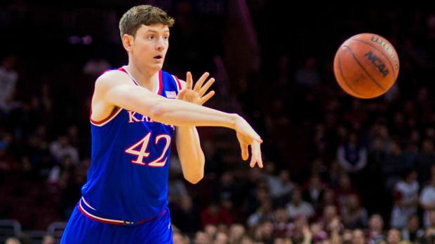 NCAA Basketball Power Rankings: Kansas Jayhawks IMG