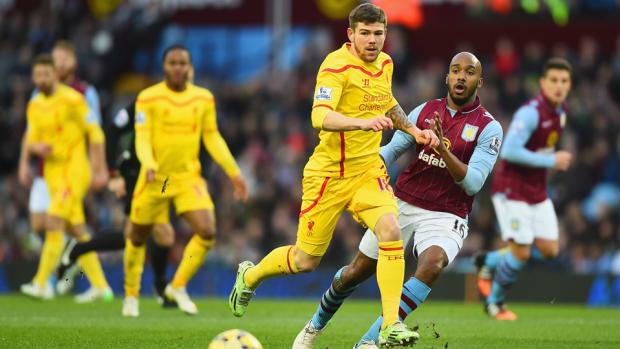 Liverpool Aston Villa 0117