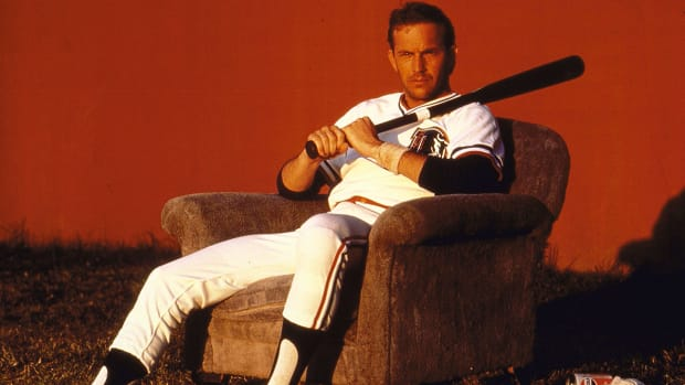 Kevin Costner on why he chose to take iconic sports roles  - Image