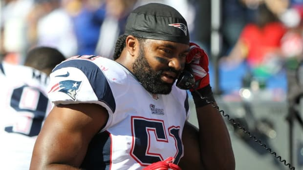 Jerod Mayo had some interesting answers during a Twitter Q&A