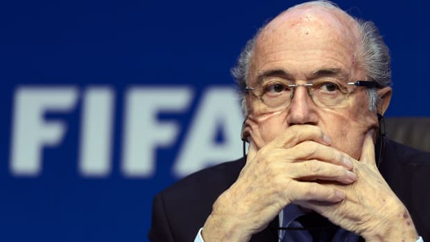 FIFA ethics committee suspends Sepp Blatter for 90 days - IMAGE