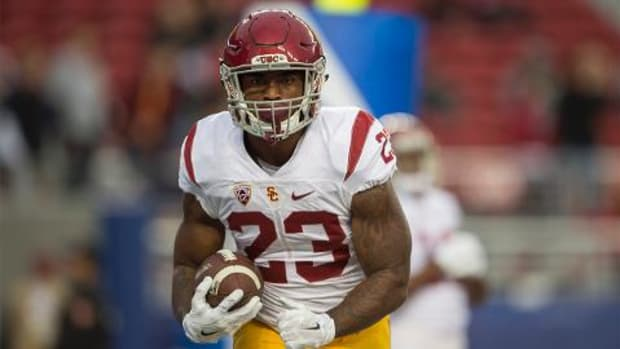 USC RB Tre Madden undergoes knee surgery, will miss bowl game - IMAGE