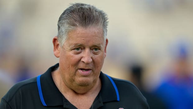 charlie weis bears offensive coordinator candidate