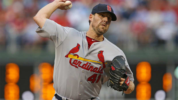 Report: Cubs, John Lackey agree to two-year deal worth $32 million -- IMAGE