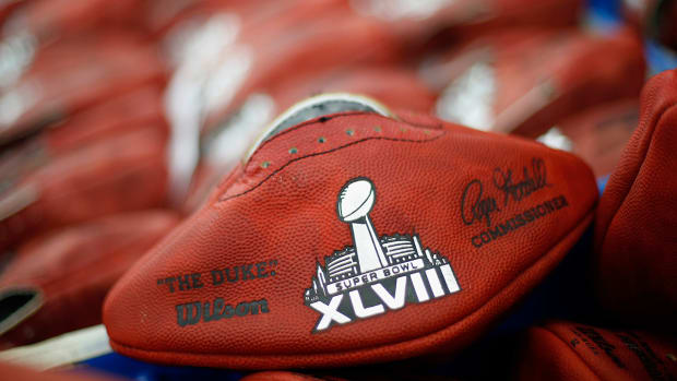 Report: NFL employee sold balls from AFC Championship Game IMAGE