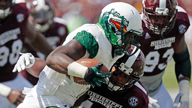 Jordan Howard UAB