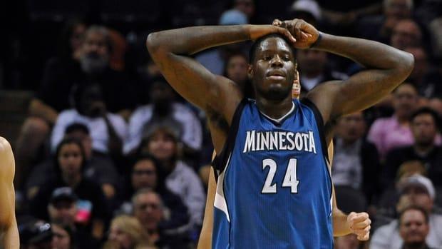 Minnesota Timberwolves waive forward Anthony Bennett--image