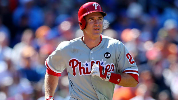 Report: Dodgers agree to trade for Chase Utley IMAGE