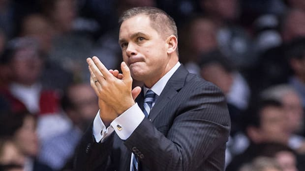 Chris Holtmann return to glory story