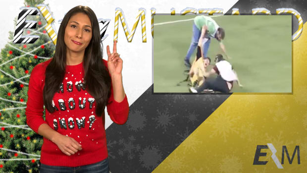 Mustard Minute's 12 Sports Nays of Christmas Day 2: Trainers drop injured player twice IMG
