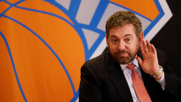 James Dolan rips fan in email IMAGE