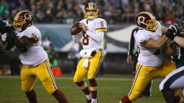 Redskins Defeat Eagles 38-24, Clinch NFC East Title -- IMAGE
