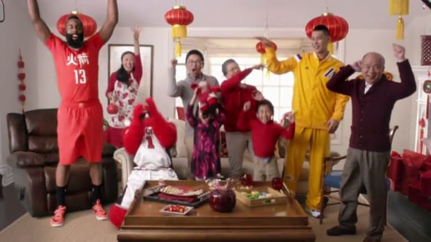 NBA releases Chinese New Year ad