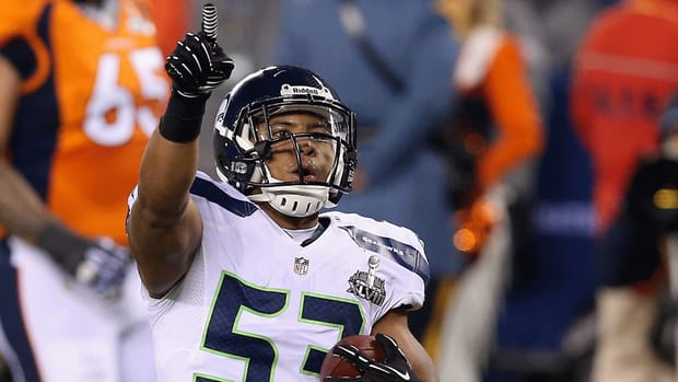 Report: Oakland Raiders and LB Malcolm Smith reach deal