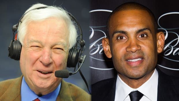 Grant Hill, Bill Raftery to call 2015 NCAA Final Four with Jim Nantz